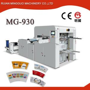 Automatic Creasing and Cutting Machine MG-930